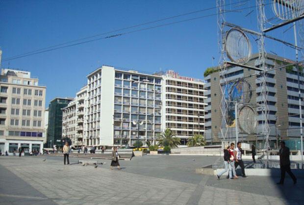 Omonia Meydanı