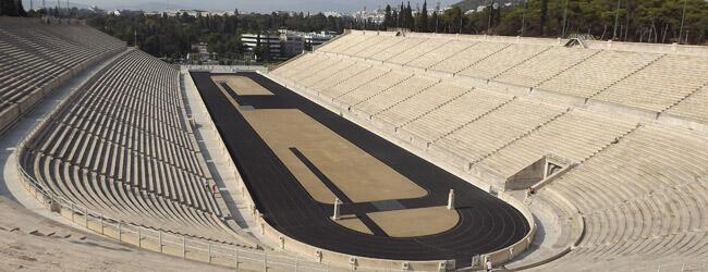 İlk Olimpiyat Oyunlarının Yapıldığı Yer: Panathinaiko Stadyumu