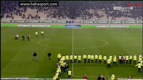 Komşuda Panathinaikos – Olympiakos derbisi | 18.03.2012