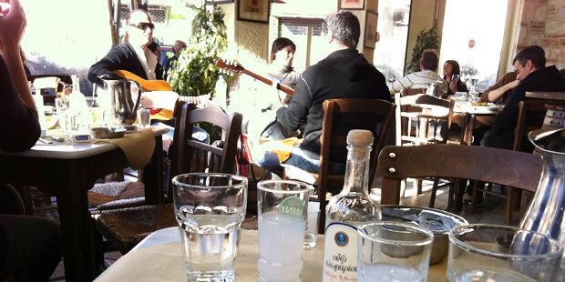 Taverna çalgıcıları