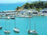 Atina'da Türk Limanı: Mikrolimano
