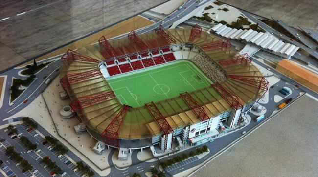 Olympiakos Karaiskaki Stadı