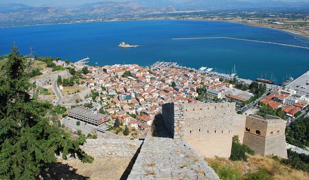 Yunanistan'ın İlk Başkenti: Nafplion