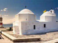 Atina'ya 40 dakikalık uzaklıktaki Aegina Adası