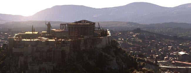 Atina'nın antik yıllardaki görünümü