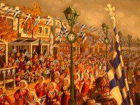 """Yunanistan'da 28 Ekim Bayramı: """"Ohi Day"""""""