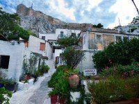 Atina'da Bir Saklı Cennet: Anafiotika