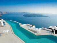 Mükemmel Fotoğraflar ile Santorini Güzelliği