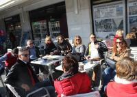 Atina'da Kahve İçmemek Olmazdı :)