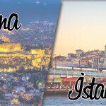 İstanbul'da 1 Ev Parasına Atina'da 3 Ev Alın