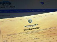 Davetiye Mektubu İle Yunanistan Vizesine Başvurun