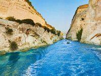 Acıklı Hikayesi İle Sevenleri Ortadan İkiye Ayıran Korinth Kanalı