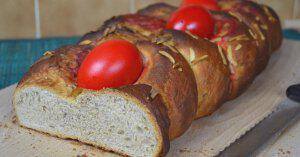 Yunanistan'da Çörek Yenilmeyen Paskalya'ya Paskalya Denmez!