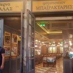Atina'da Canlı Müzikli Yunan Tavernası