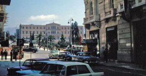 Son Zamanların Modası Retro Fotolar: 60'lı Yıllarda Atina