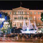 Atina'da Christmas Eğlenceleri Nerede? Ve Christmas'a Özel Yiyecekler Neler?