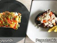 Türk ve Yunan Mutfağının Sahipsiz Mezeleri