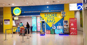 """Valizinizi Bırakmak İçin Atina Havalimanında """"Bagaj Emanet"""" Hizmeti"""