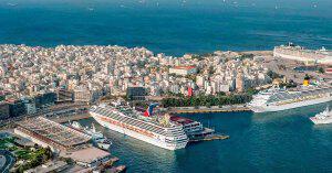 Pire Limanından Atina Şehir Merkezi Araç Transferi